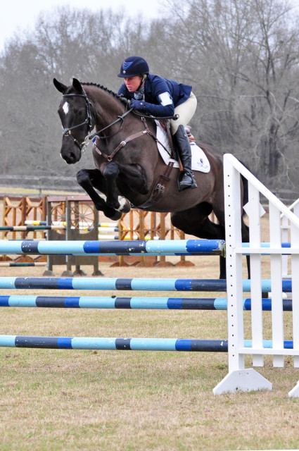 Colleen Rutledge and Roulette at Pine Top. Photo by Hoofclix/LT