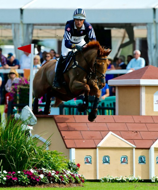 Boyd Martin and Blackfoot Mystery. Photo by Rare Air Photography.
