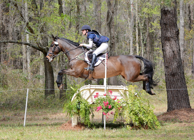 Jenny Caras and Fernhill Fortitude. Photo by Jenni Autry.