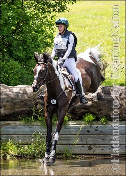 Cornelia Dorr and Sir Patico MH. Photo by Joan Davis/ Flatlandsfoto.