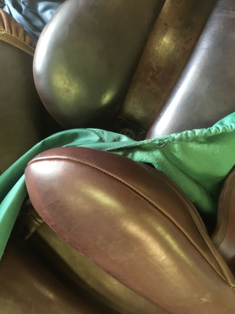 Saddle panels do make a huge difference in saddle fit - even when they don't look that different off the horse.