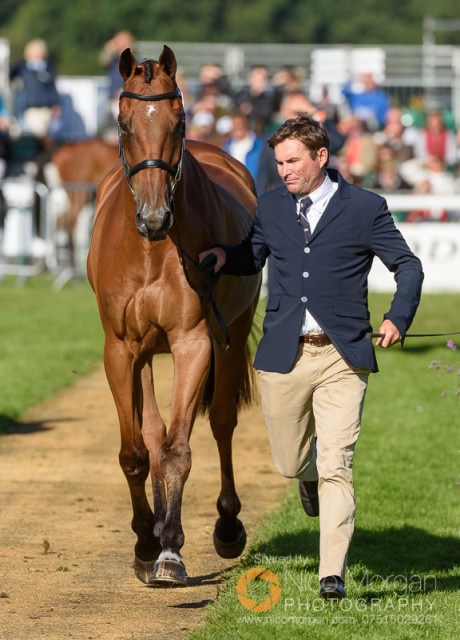 Phillip Dutton and Fernhill Fugitive Photo by Nico Morgan