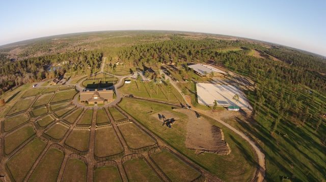 An aerial view of Stable View. Photo courtesy of Stable View.