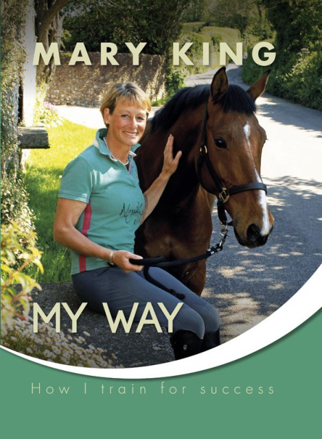 "Mary King's new book ""My Way."""