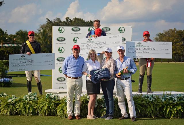 Winner winner! Photo by Jenni Autry.