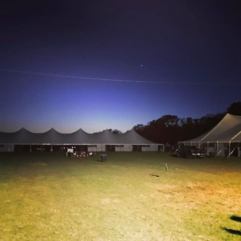 The calm before the storm at Red Hills. Photo via Lisa Barry on Instagram.