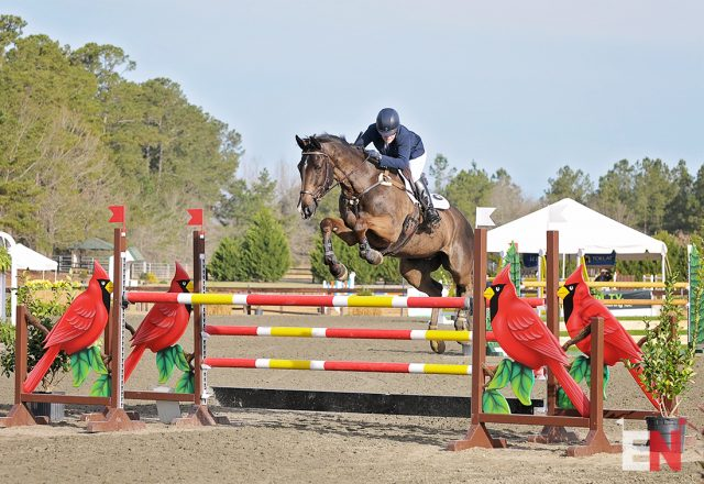 Kim Severson and Cooley Cross Border. Photo by Leslie Threlkeld.