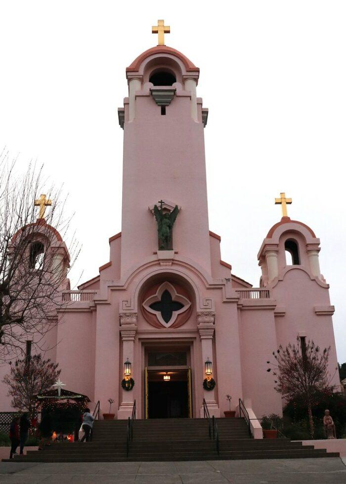 St rafael mission