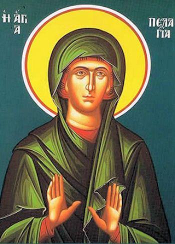 saint pelagia