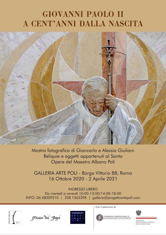 john Paul II exhibition
