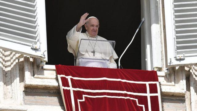 Papa no Angelus o verdadeiro amor ao proximo baseia se no amor a Deus Foto Vatican News