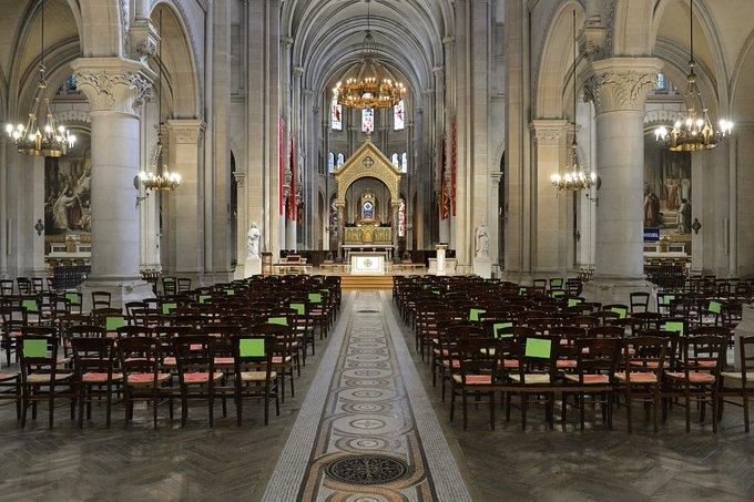 church in france