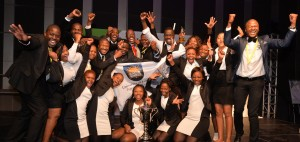 Enactus South Africa National Champions - University of Fort Hare