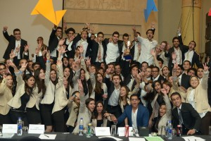 Enactus Egypt National Champions - French University in Egypt