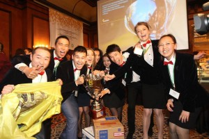 Enactus Kazakhstan National Champion - Kazakh National Agrarian University