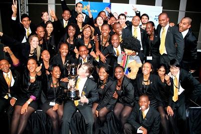 Enactus University of Pretoria National Champions (2)