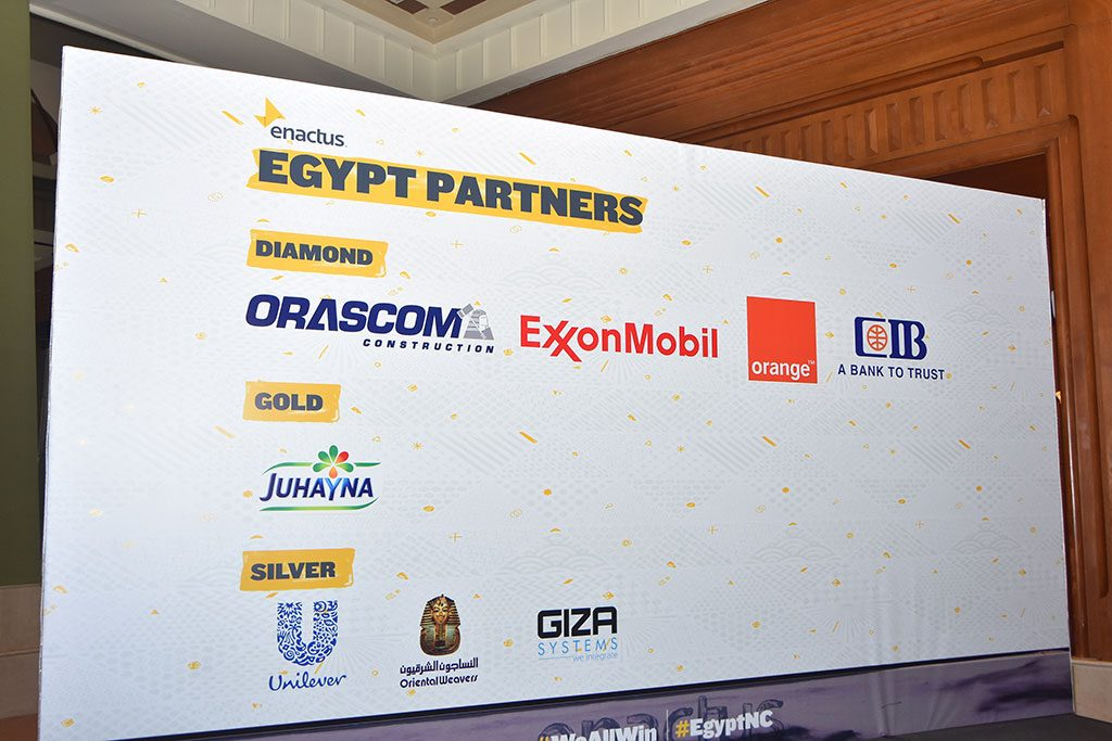 Highlights from the 2017 Enactus Egypt National Competition