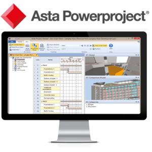 Compare Primavera P6 and Asta Powerproject