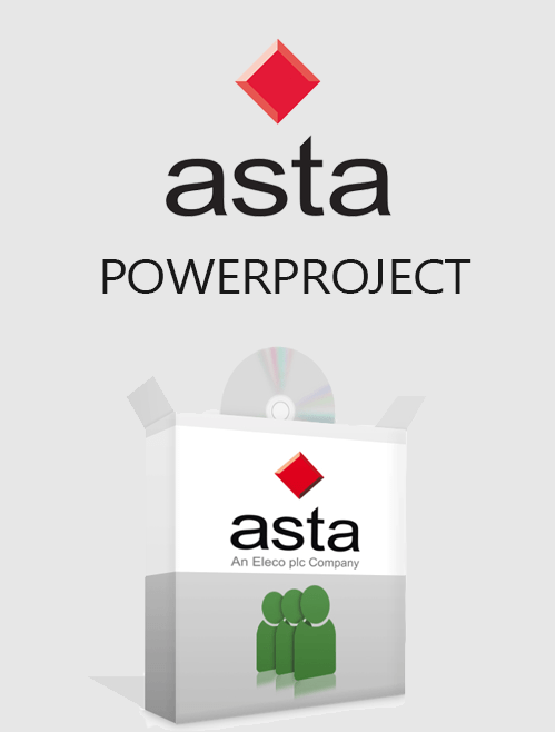 Asta PowerProject Named User Software License