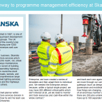 Asta Powerproject Case Study Skanska
