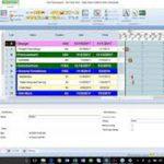 1. Creating a Schedule in Powerproject