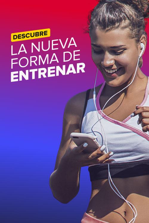 Energy Fitness App