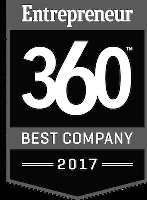 360 badge 2017