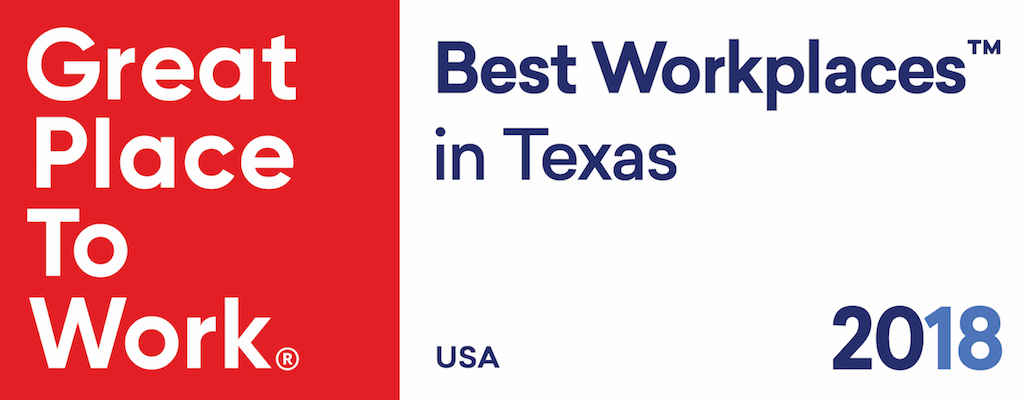 best workplaces in texas 2018