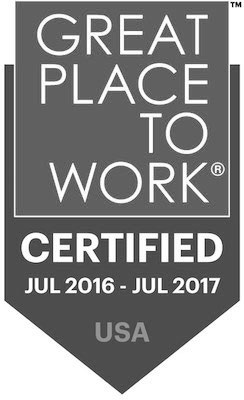 great place to work 2016 2017