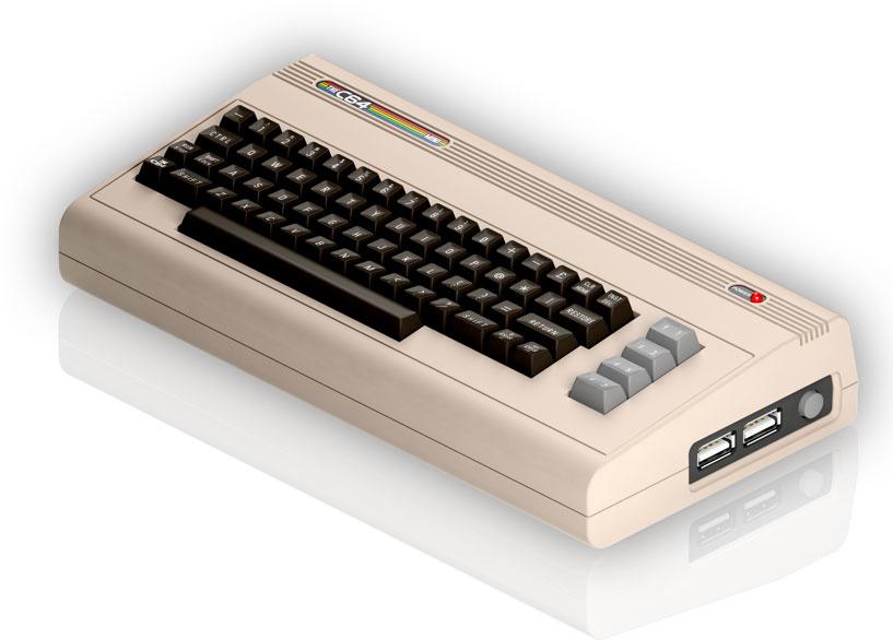 Retro Games THEC64 Mini