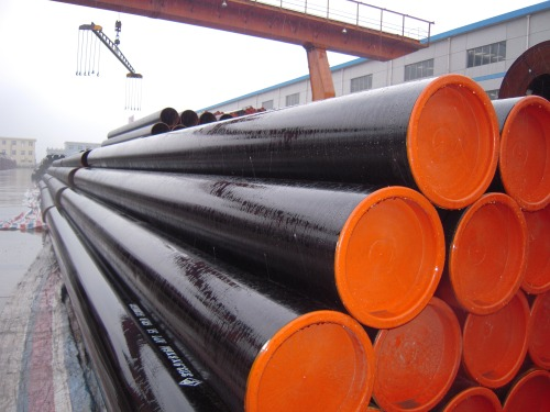 3PE coated API pipe - Tianjin Xinyue Industrial and Trade Co.,Ltd