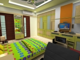 Interior Rendering Services - Hi-Tech Engineering Services