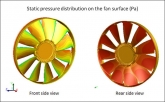 CFD Analysis for Jet Fan - Hi-Tech Engineering Services