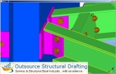 Structural Engineering Services - Outsource Structural Drafting