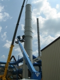 Steel Pipe Fabrication - Lovegreen Industrial Services