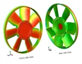 CFD Analysis of Fan Model - CFD Consulting Services
