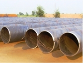 ASTM A252 Piling Pipe - Tianjin Xinyue Industrial and Trade Co.,Ltd