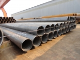 welded steel pipe - Hebei Allland Steel Pipe Manufacturing Co.,Ltd