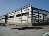 Prefab Steel Structure Buildings - Qingdao Havit Steel Structure Co.,ltd