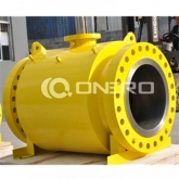 BS Forged Steel Trunnion Mounted Ball Valve - China Onero Valve Co., Ltd.