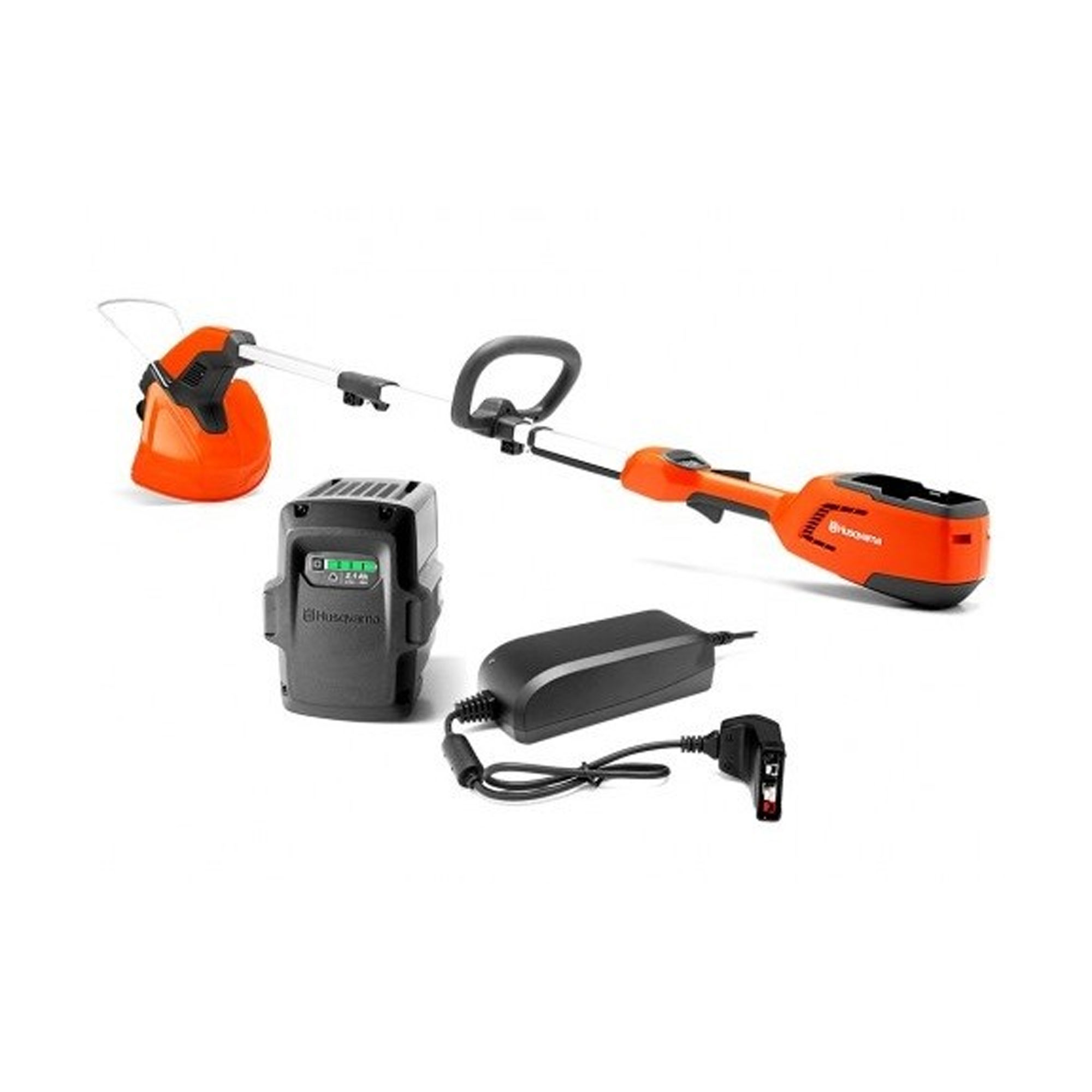 Details about Husqvarna 115iL 40V Cordless Electric String Trimmer  w/(Li-ion) Battery &Charger