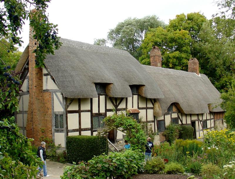 Ann Hathaway Cottage, Shottery, Warwickshire