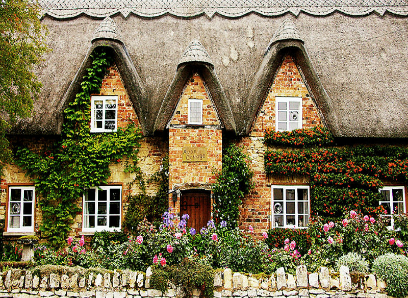 Avon Cottage, Cotswolds