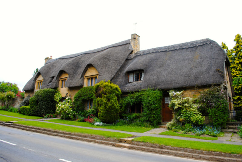 Chipping Campden, the Cotswold