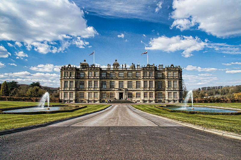 English Stately Homes: Longleat House
