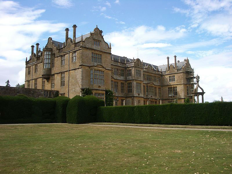 English Stately Homes: Montacute House