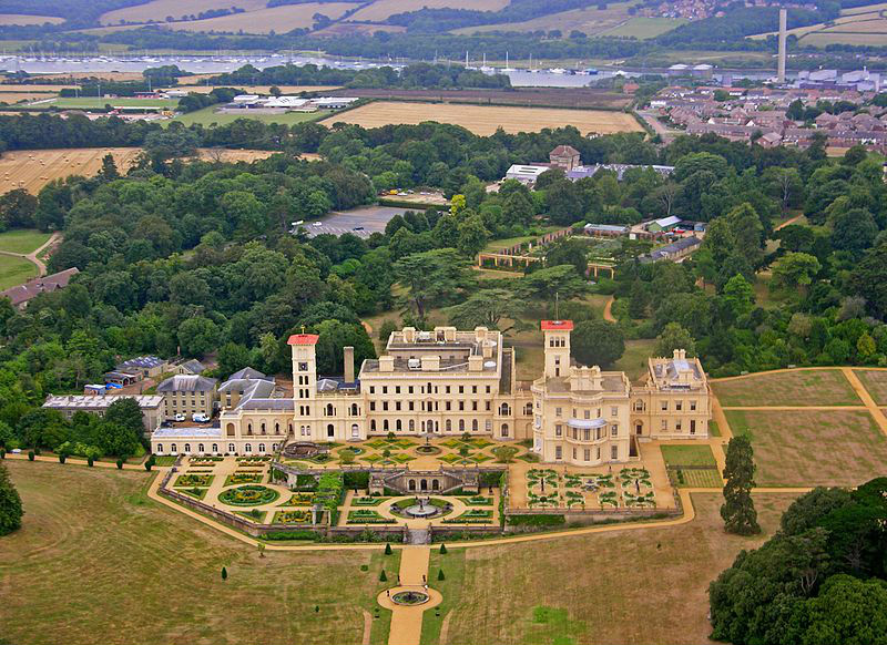 English Stately Homes: Osborne House