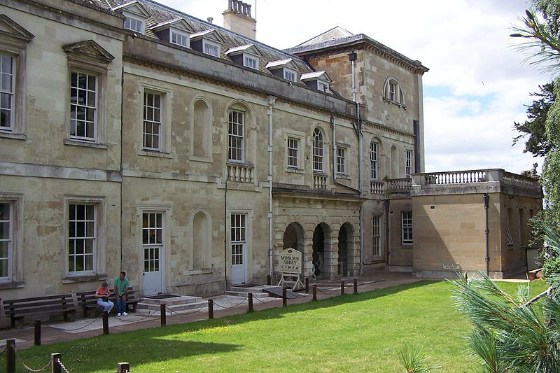 English Stately Homes: Woburn Abbey