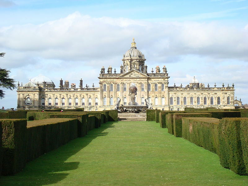 English Stately Homes: Castle Howard