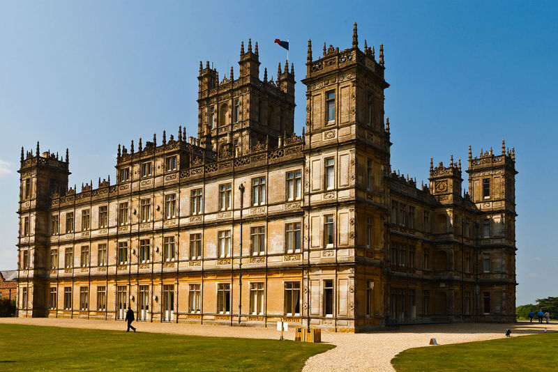 English Stately Homes: Highclere Castle